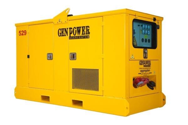 Aggregaat 125 kVA
