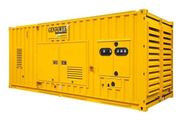 Aggregaat 1500 kVA