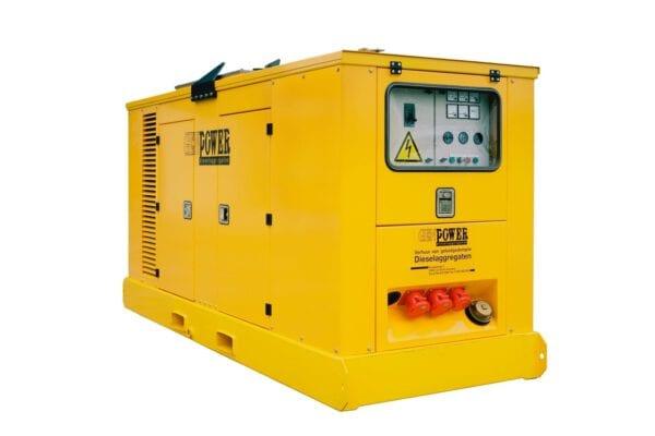 Aggregaat 175 kVA