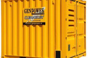 Aggregaat 20 kVA Cleanergy