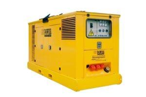 Aggregaat 225 kVA