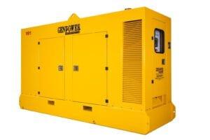 Aggregaat 250 kVA Cleanergy