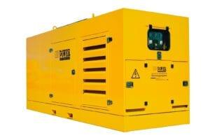 Aggregaat 350 kVA Cleanergy