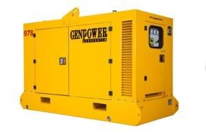 Aggregaat 40 kVA Cleanergy