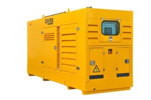Aggregaat 400 kVA Cleanergy