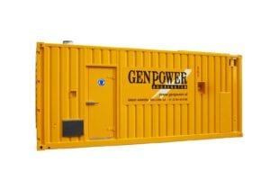 Aggregaat 650 kVA
