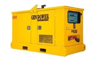 Aggregaat 60 kVA
