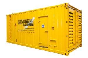 Aggregaat 800 kVA