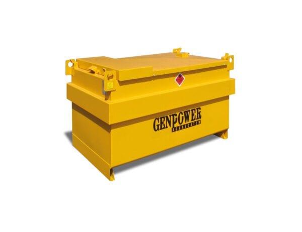 Brandstoftank IBC 1150 liter