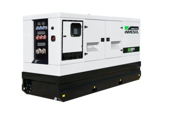 Aggregaat Inmesol Rental Range 250 kVA