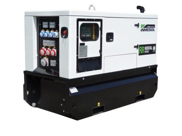 Aggregaat Inmesol Rental Range 30 kVA