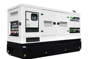 Aggregaat Inmesol Rental Range 400 kVA
