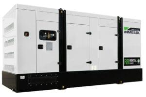 Aggregaat Inmesol Rental Range 500 kVA