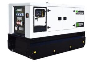 Aggregaat Inmesol Rental Range 61 kVA