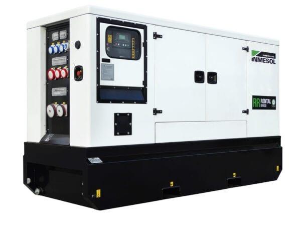 Aggregaat Inmesol Rental Range 131 kVA