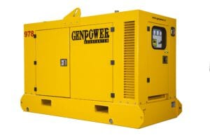 Aggregaat 100 kVA Cleanergy