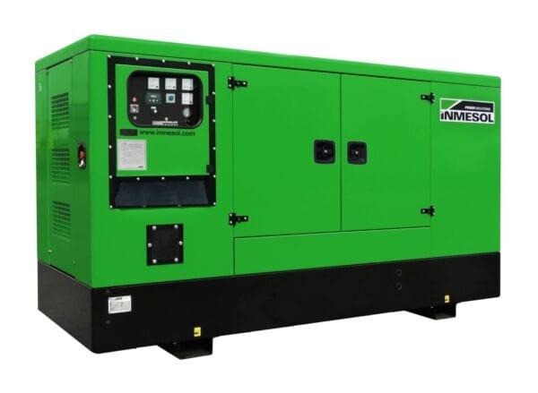 Aggregaat Inmesol Industrial Range 130 kVA