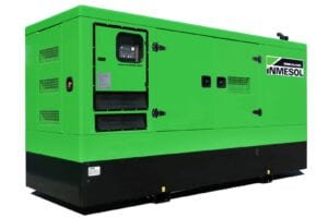 Aggregaat Inmesol Industrial Range 450 kVA