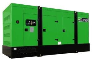 Aggregaat Inmesol Industrial Range 700 kVA