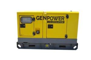 Aggregaat 20 kVA