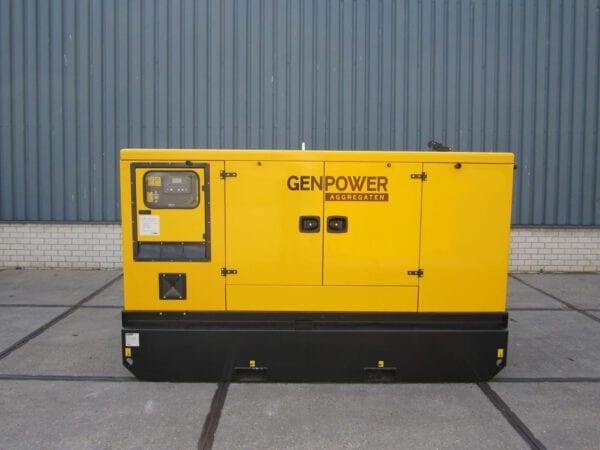 Aggregaat 150 kVA