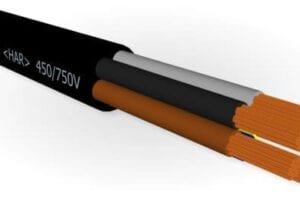 Vermogenskabel Multicore 5x50 qmm (50m)
