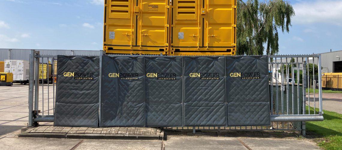 Genpower_Cleanergy! FQ geluidsdoeken