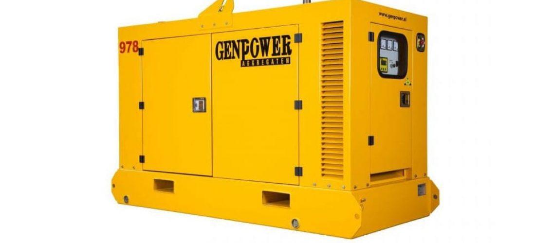 genpower-aggregaten